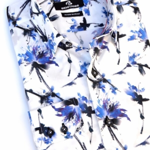 benitanni di pinto di blu shirt
