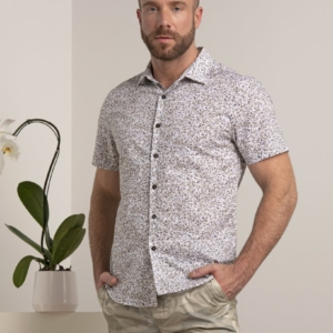 Lords of Harlech Scott Falling Blossom Shirt
