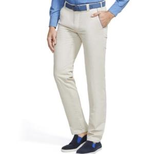 Meyer Trousers New York Pima Satin Summer Chinos