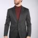 7 Downie St Olympus - Grey Stretch Sport Jacket